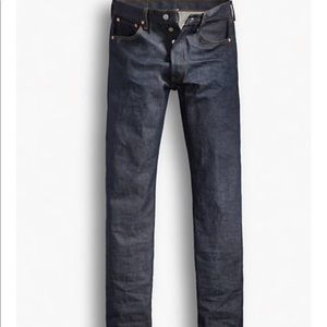 """Levi's straight leg button fly 501 Size 36"""" 32"""